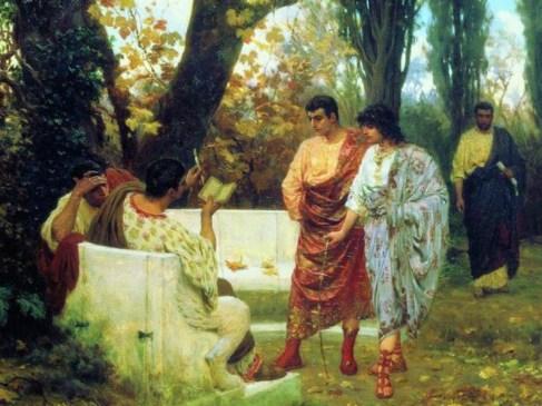 Catulle et Lesbie – une folle histoire d'amour ?