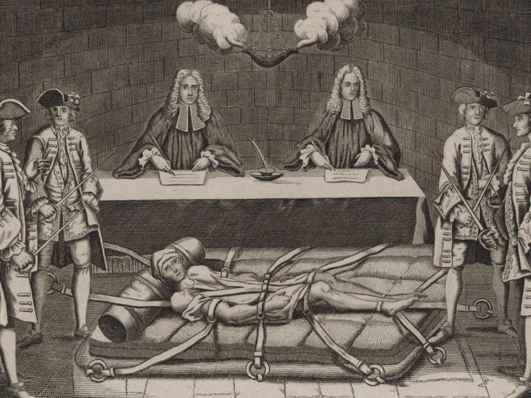 L'attentat au canif contre Louis XV : une égratignure punie par vingt bourreaux