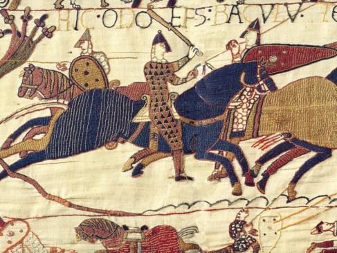 Des gigantesques tapisseries entre histoire et fantasy: de Guillaume le Conquérant à Game of Thrones