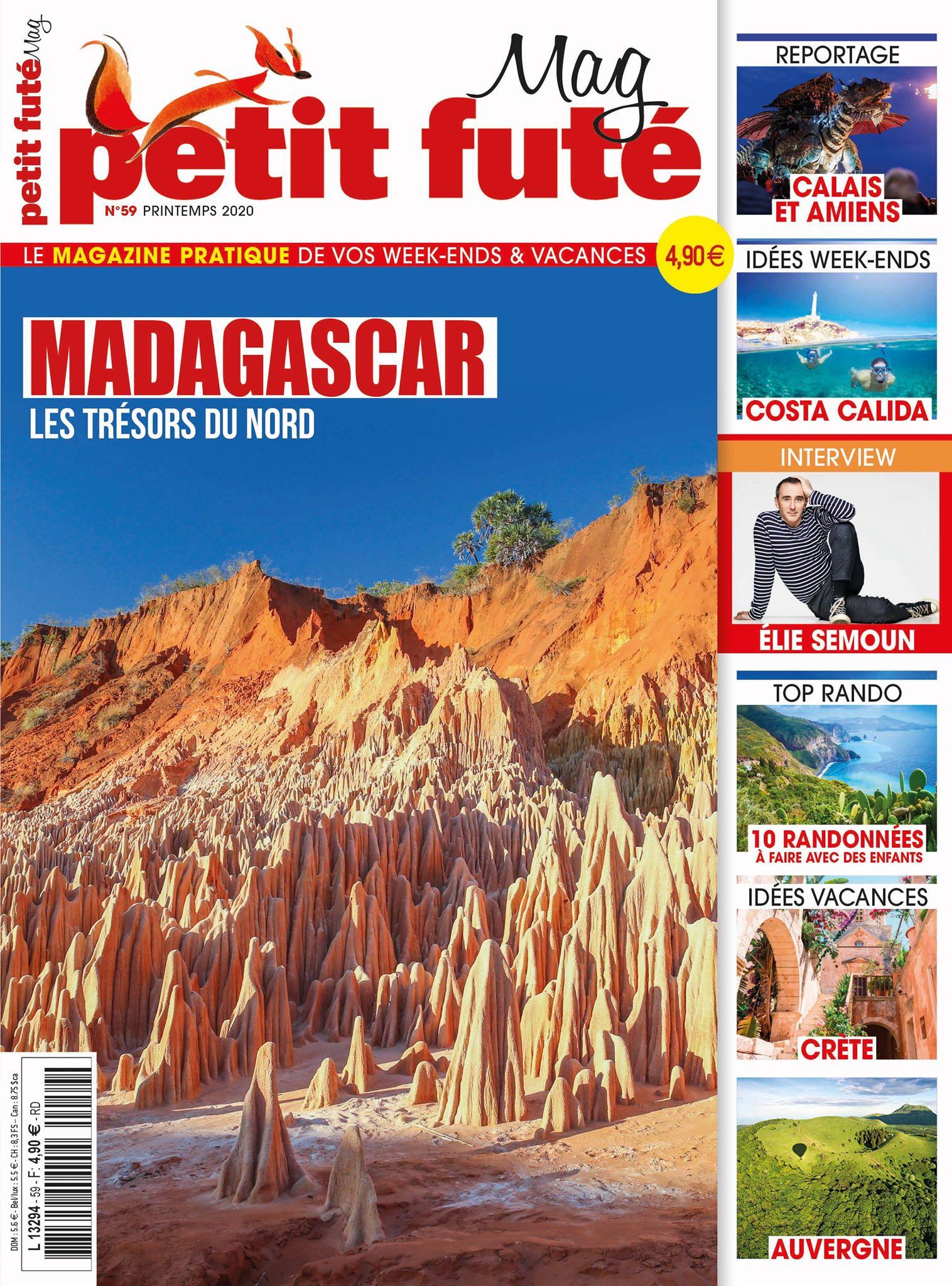 Découvrez gratuitement en ligne le dernier magazine du Petit Futé