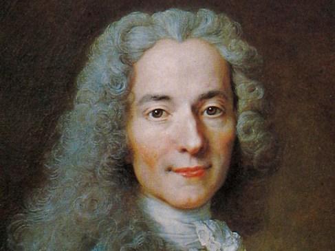 Qu'est devenu son cerveau – Voltaire