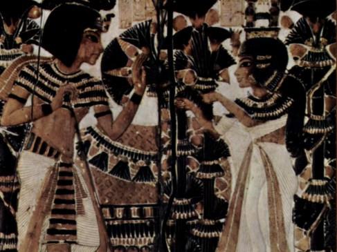 Egypte des pharaons – de l'inceste comme tradition dynastique