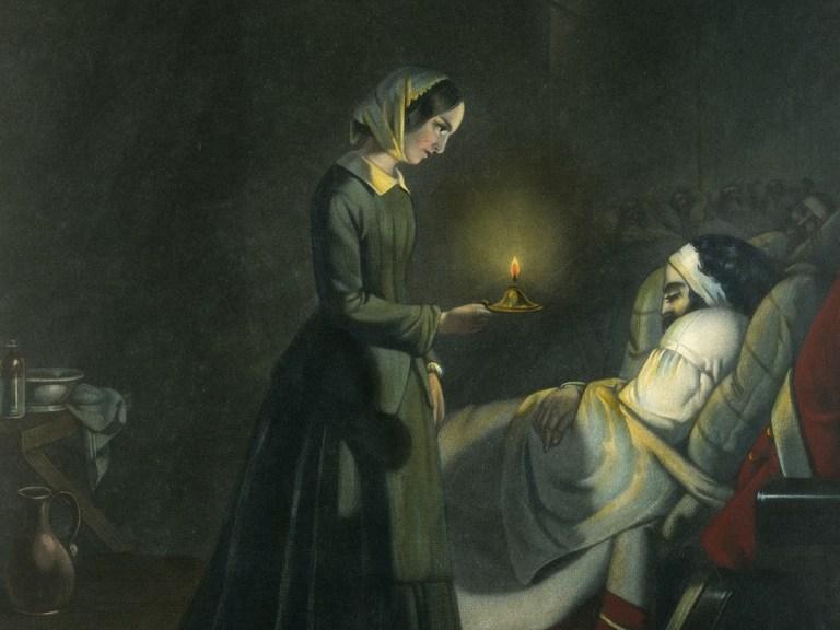 Florence Nightingale, l'infirmière pionnière des soins modernes qui révolutionna les hôpitaux
