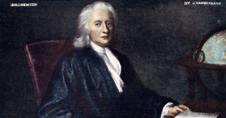 Paranoïa, hallucinations, délires : Isaac Newton était-il dépressif ?