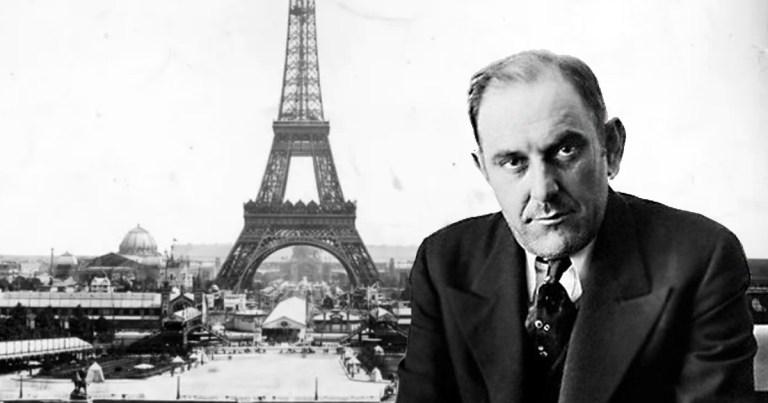 Victor Lustig, l'escroc qui a vendu la Tour Eiffel ! Histoire d'une arnaque incroyable
