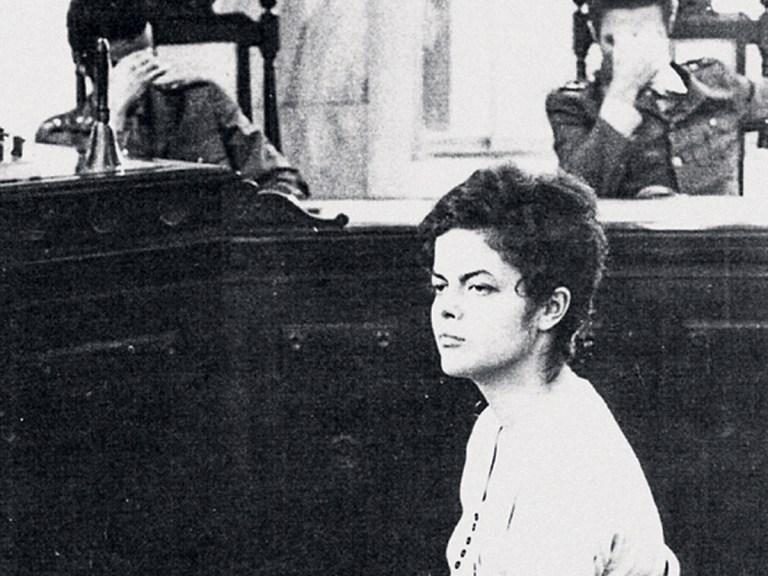 Dilma Roussef, l'ancienne résistante devenue présidente du Brésil