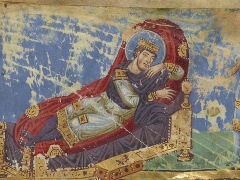 Le bain de vengeance de Constantin Ier