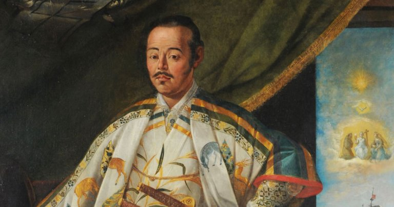 Hasekura Rokuemon Tsunenaga, un samouraï à Saint-Tropez