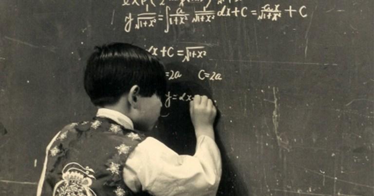 Kim Ung-Yong, l'enfant prodige au QI estimé à 210