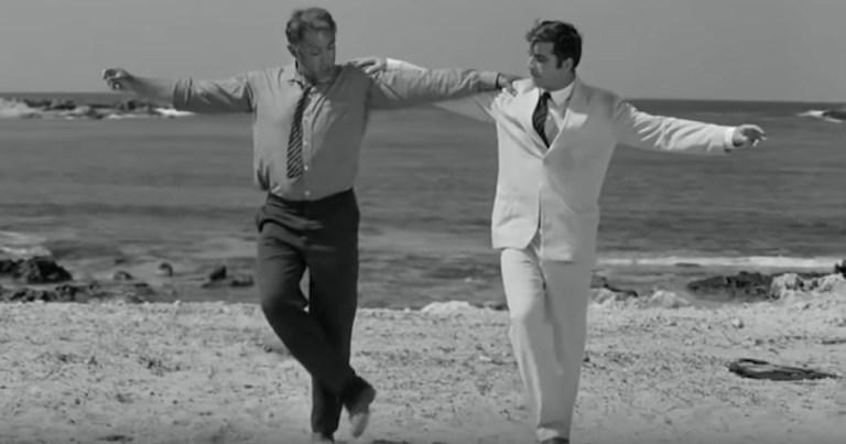 Le Sirtaki : une danse créée pour le cinéma