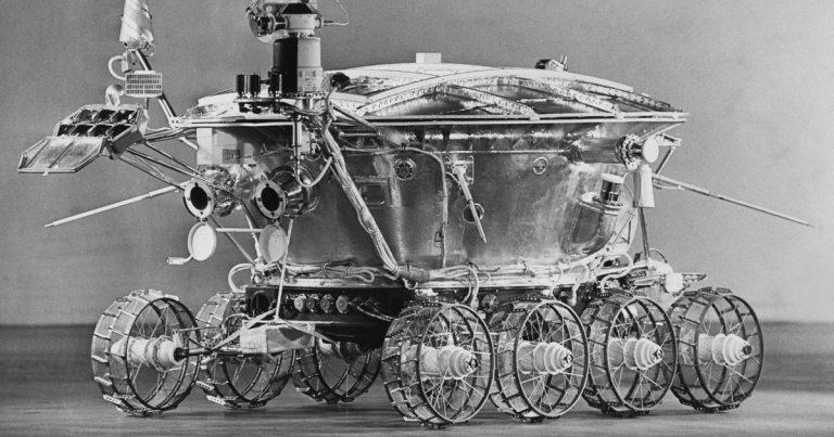 Lunokhod : un rover soviétique sur la Lune