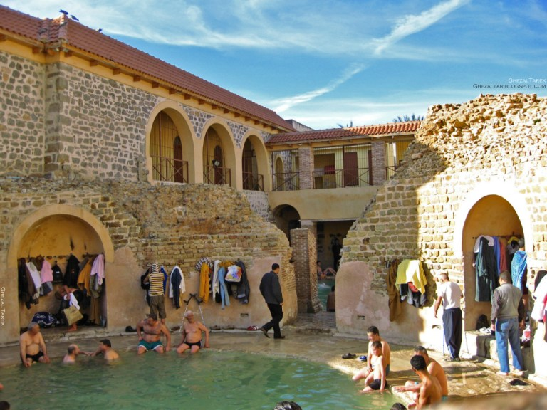 Les thermes de Flavius : ces bains romains utilisés depuis 2000 ans