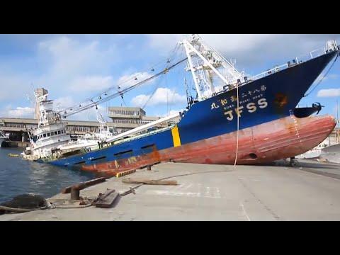 VIDEO: Top 10 de barcos estrellándose