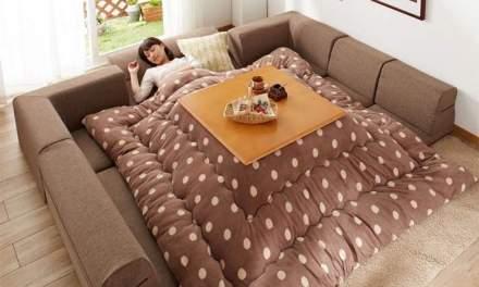El kotatsu, la mejor manera de echar una siesta
