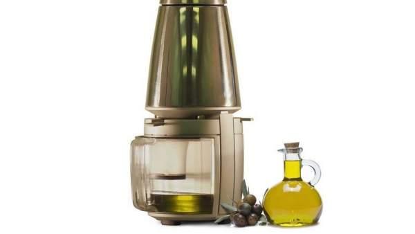 Olive X Press: Fabrica tu propio aceite de oliva en casa