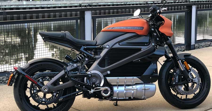 Las 5 mejores motos eléctricas