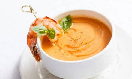 Crema de Gambas con Monsieur Cuisine