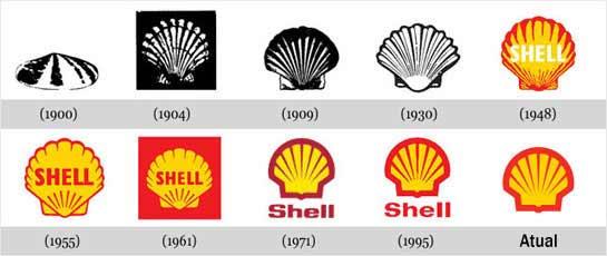 evologos 2 Logotipos: Evolução de Grandes Marcas