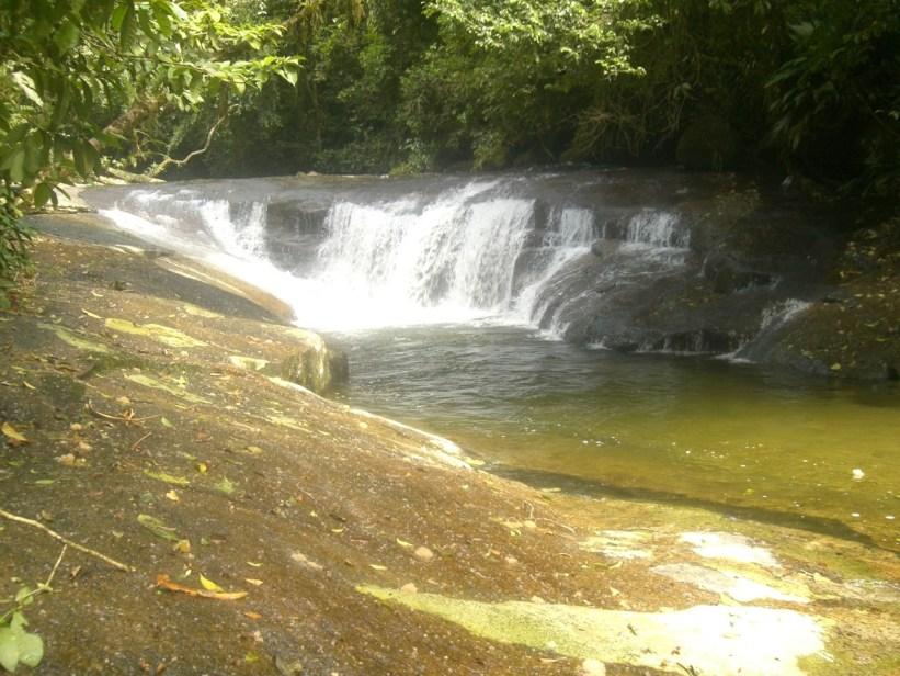 Cachoeira da Bacia - Corcovado