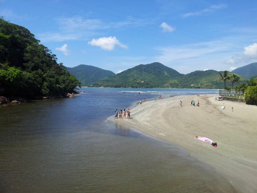 Praia Dura - Rio Escuro