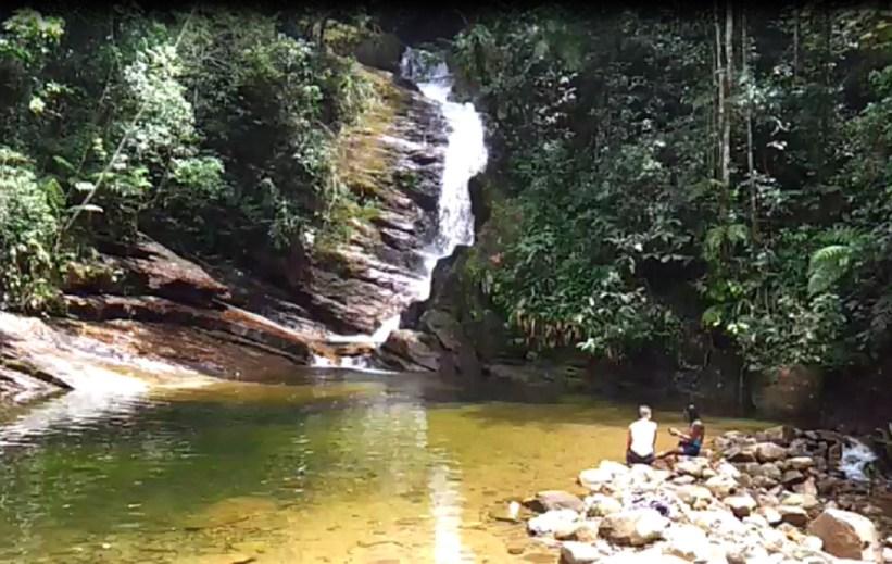 Cachoeira do Ipiranguinha