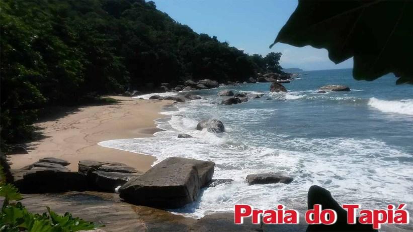 Praia do Tapiá