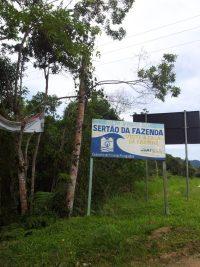 Comunidade Quilombola - Acesso a Fazenda Picinguaba e Casa da Farinha