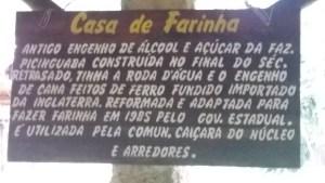 Casa da Farinha - Seu Zé Pedro