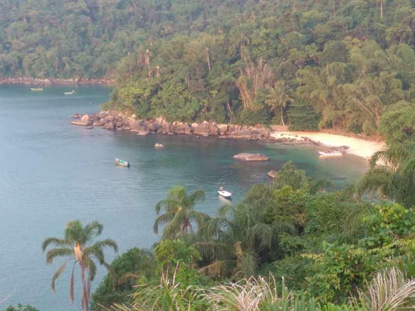 Foto do Mirante da Ilha das Couves