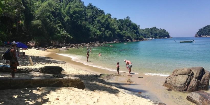Praia Terra - Ilha das Couves