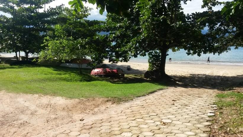 Praia do Pulso - Ubatuba