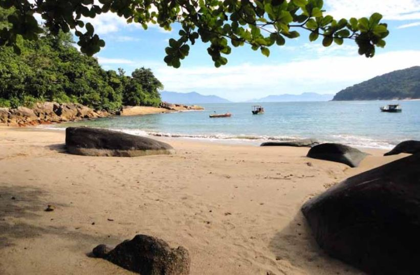 Praia Saco das Bananas - Foto Ezequiel dos Santos
