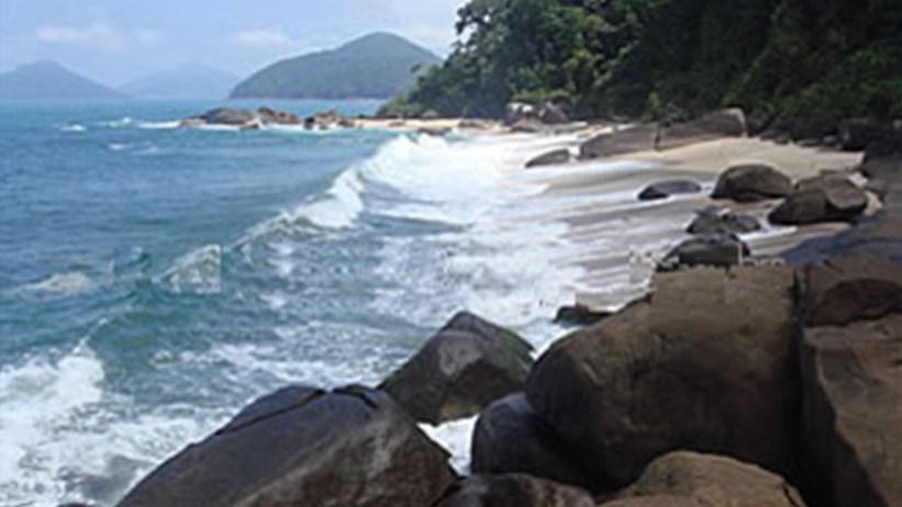 Praia Brava de Itamambuca - Ubatuba