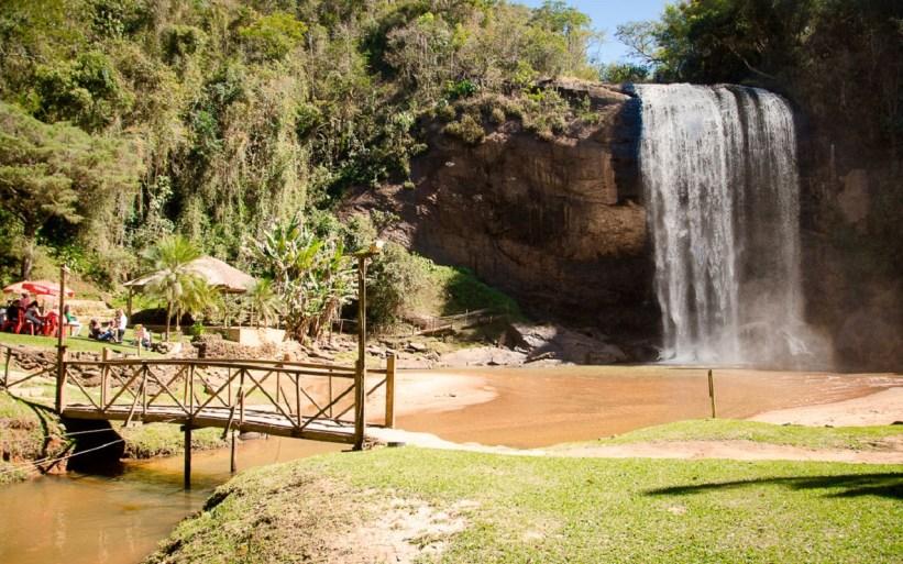 Cachoeira Grande - Lagoinha