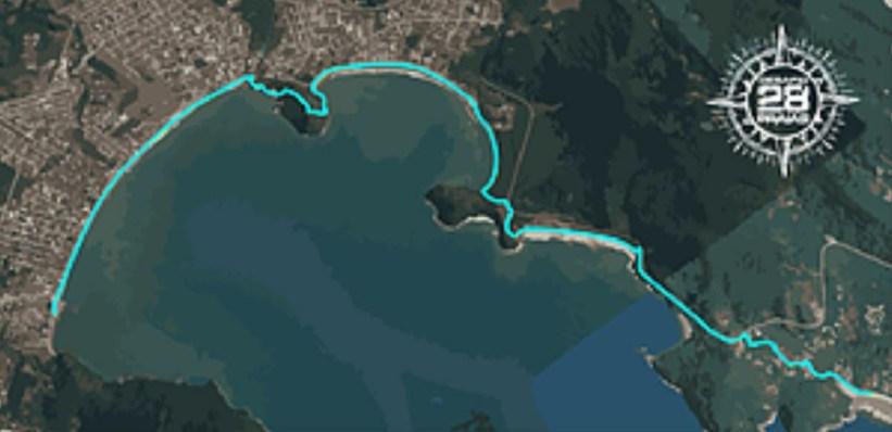 Trecho 4 - Desafio 28 Praias