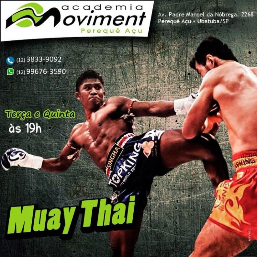 Muay Thai Team Nikolai