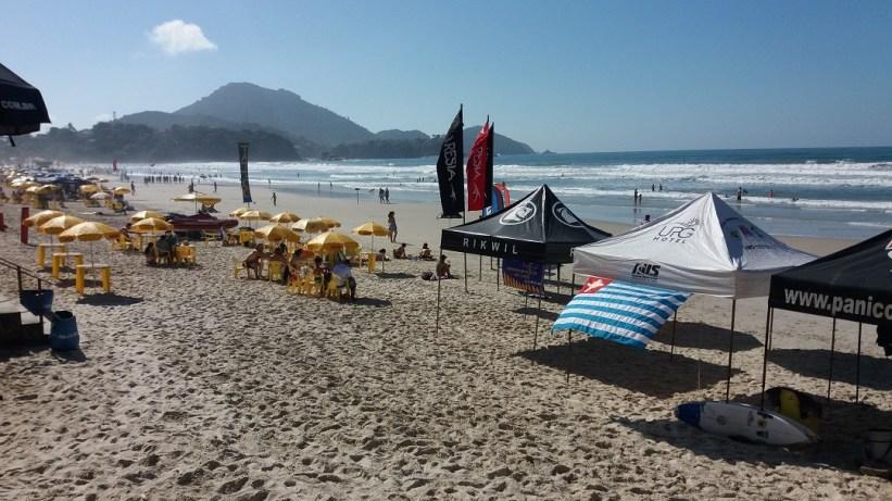 Praia Grande - Campeonato de Surf