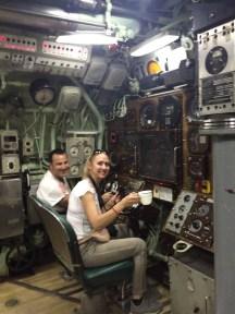 Sottomarino Americano