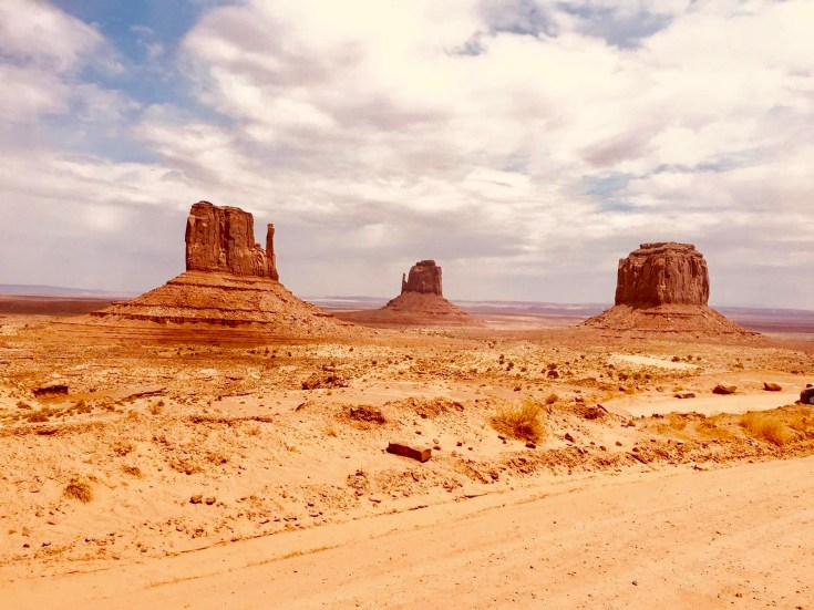 MONUMENT VALLEY, PARCHI