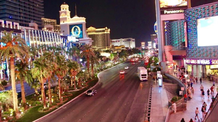 VIAGGIO ON THE ROAD, LAS VEGAS
