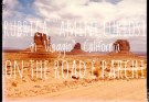 VIAGGIO ON THE ROAD, MONUMENT VALLEY