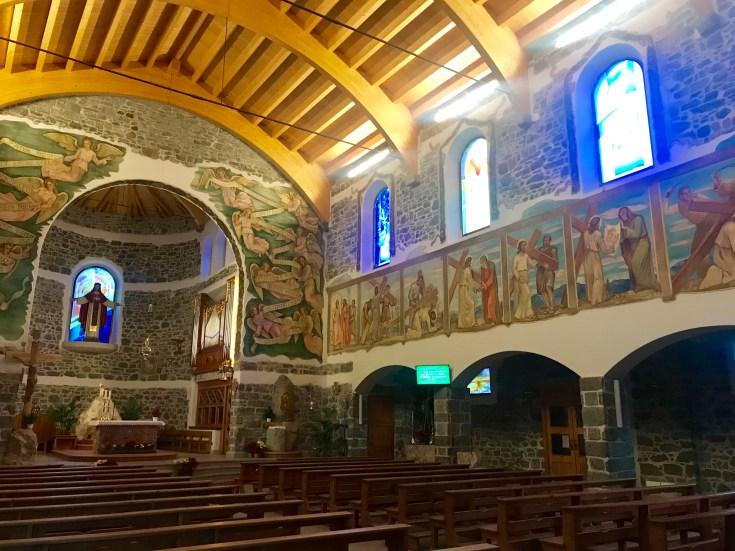 Chiesa del Sacro Cuore, Canazei