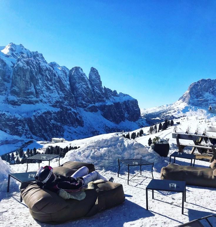rifugio Jimmy, Sellaronda, Dolomiti