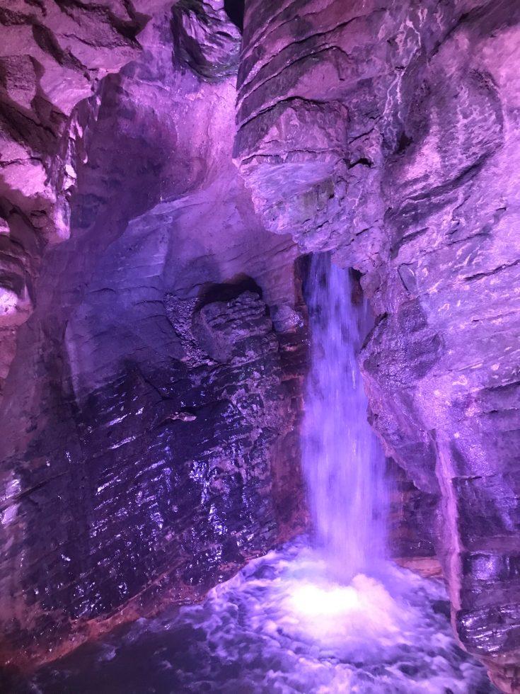 6 giorni intorno al lago di garda, Grotta Cascate del Varone