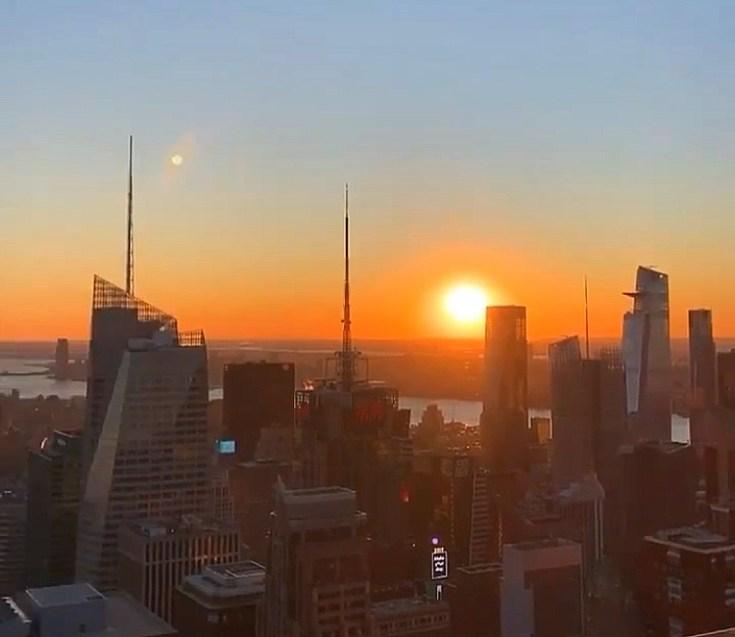 New York, Black Friday 2019