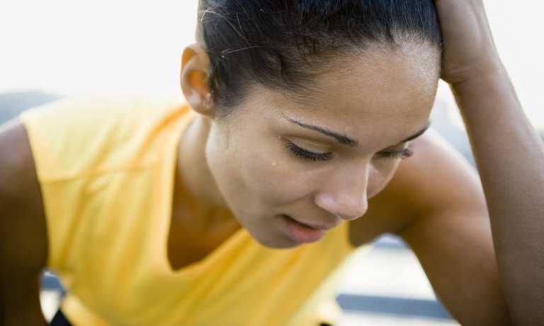 la menstruación en el rendimiento deportivo