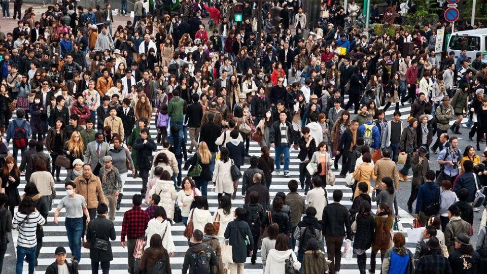 población de hombres y mujeres