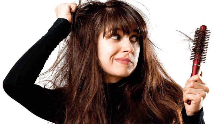 vitaminas para evitar la caída del cabello