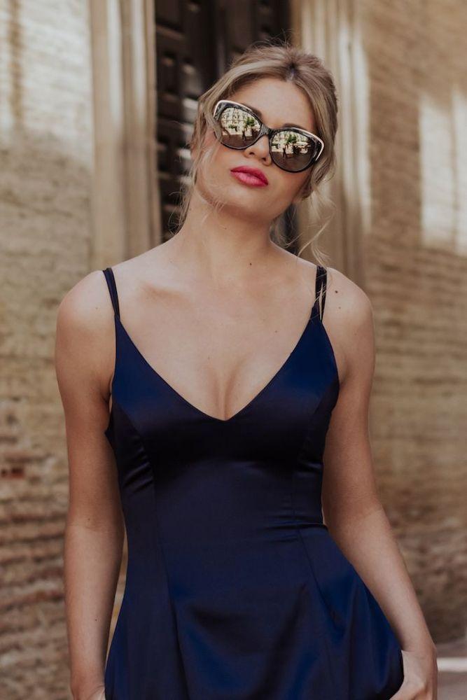 gafas de sol estilo retro