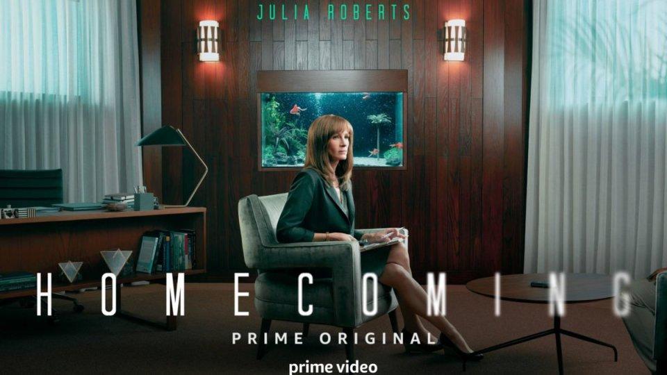 Homecoming, una serie protagonizada por Julia Roberts, lejos de los papeles de mujeres que encuentran hombres y viven felices